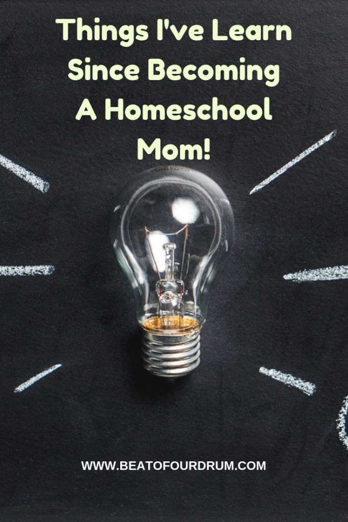 learned-since-becoming-a-homeschool-mom