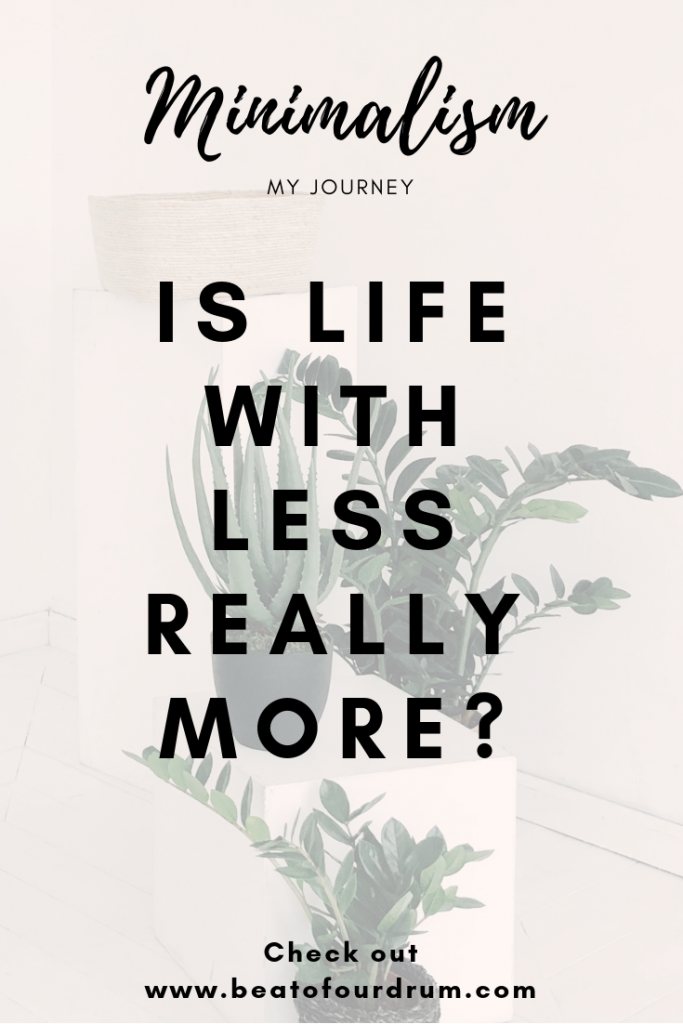 is-life-with-less-really-more