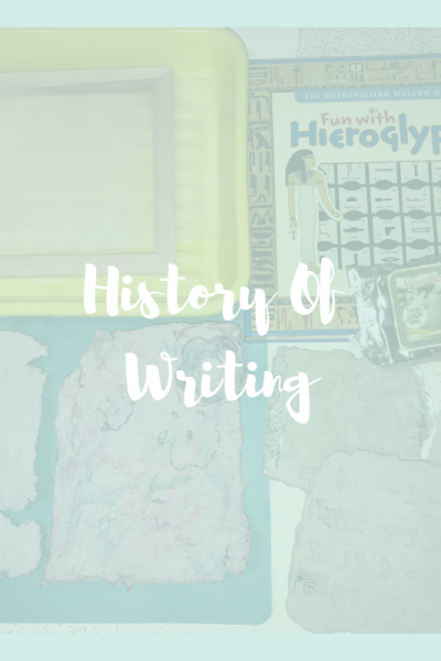 history-of-writing