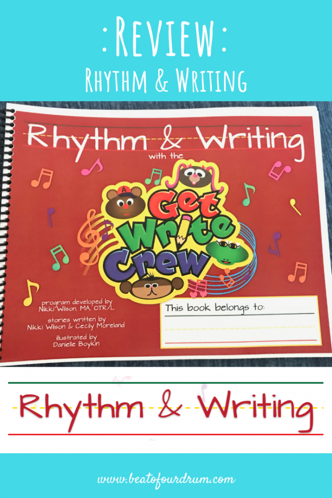 rhythm-and-writing